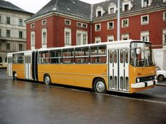 Ikarus 280 '1971–2003 New Bus, Busa, Commercial Vehicle, Public Transport, Budapest, Cars And Motorcycles, Transportation, History, City