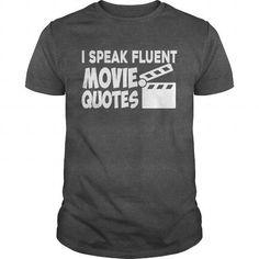 Cool #TeeForCarpathian Sheepdog I Speak Fluent Movie - Carpathian Sheepdog Awesome Shirt - (*_*)