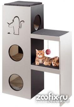 Домик для кошки Ferplast Napoleon