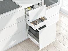 Innenschublade Küche   Spulenunterschrank Mit Praktischer Innenschublade Und Vollauszug