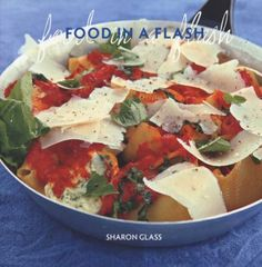 Food in a Flash (Paperback): Sharon Glass: 9780620505710 Caprese Salad, Cobb Salad, Ron Glass, Summer Time, Lunch, Meals, Dinner, Atv, Cooking