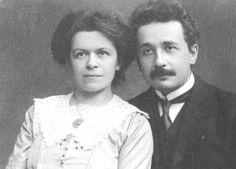 Einsteins wife