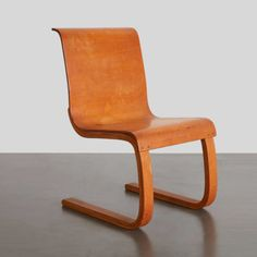 Cantilever Chair, Model 21 by Alvar Aalto Chinese Architecture, Modern Architecture House, Futuristic Architecture, Modern Houses, New Furniture, Furniture Design, Ceo Office, Cantilever Chair, Alvar Aalto