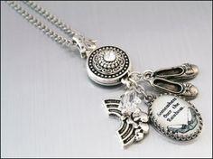 Wizard of Oz Necklace Wizard of Oz Jewelry by BlackberryDesigns, $48.00