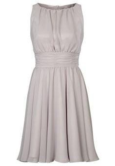Sukienka koktajlowa - grau