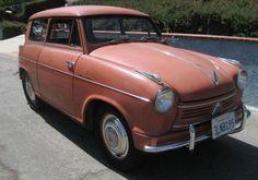 1958 Lloyd Alexander Estate Car