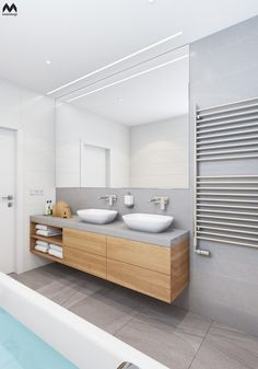 Amazing DIY Bathroom Ideas, Bathroom Decor, Bathroom Remodel and Bathroom Projects to help inspire your bathroom dreams and goals. Bathroom Renos, Bathroom Layout, Bathroom Interior Design, Bathroom Renovations, Small Bathroom, Remodel Bathroom, Bathroom Ideas, Bathroom Mirrors, Bathroom Cabinets