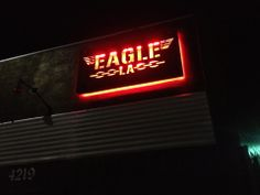 Eagle LA, premier leather bar of Southern California