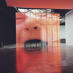 """Last days for the Philippe Parreno exhibition """"Anywhere, Anywhere out of the World"""" till January 12 (à Palais de Tokyo)"""