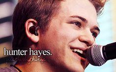 Hunter Hayes!