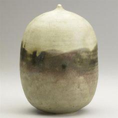 Toshiko Takaezu - Glazed porcelain.