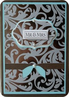 Images Of Cricut Wedding Invitations   It Looks Like The Mr U0026 Mrs Is A Cut
