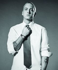 """I am whatever you say I am; if I wasn't, then why would you say I am."" - Eminem"