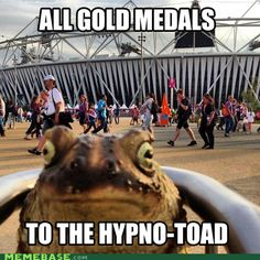 The Hypno-Toad Wins Again!
