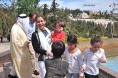 Haya bint Al Hussein, Zayed MRM y Al Jalila MRM. Compartido por: Alesia Eni Neda Rossi
