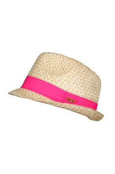 The Summer Straw Hat in Stone by Roxy from MFredric.com