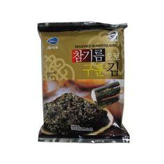 Haemirae Seasoned Seaweed (Laver) - best Nori for homemade sushi