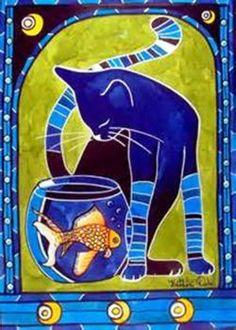BLUE CAT (108 pieces)