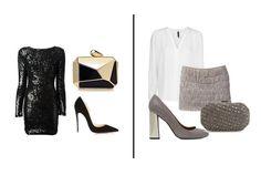 Inspírate en las tendencias que se llevan y adáptalas a tu propio estilo para lograr un look de fiesta perfecto para fin de año.
