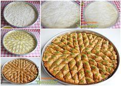 Püf Noktalarıyla Baklava Nasıl Yapılır ( Bayram Tatlıları ) | Resimli Yemek Tarifleri Hayalimdeki Yemekler