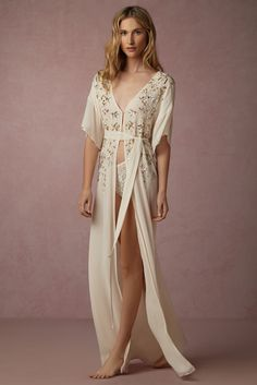 Getting Ready Robe Artemis Robe from @BHLDN
