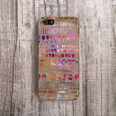Bohemian iPhone 5 Case  Bohemian iPhone 4 Case by casesbycsera, $18.99