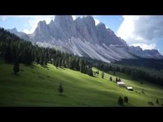 DJI S800 Fly Over The Val di Funes in Italy - YouTube