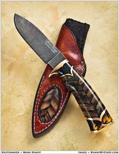 Mark Knapp Custom Knives