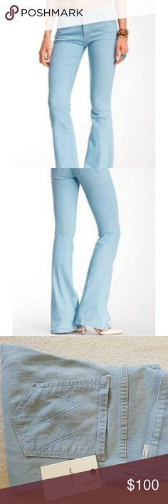 """NWT Mother Jeans Waist 14""""  Rise 11"""" Inseam 34"""" MOTHER Jeans"""