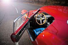 Colla Verglas • Ferrari 250 GTO & McLaren F1 GTR, via Octane...