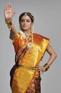 Priyamani in Silk Sarees, Latest Silk Sarees in USA Latest Silk Sarees, Bollywood, Sari, Culture, Fashion, Saree, Moda, Fashion Styles, Fashion Illustrations