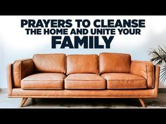 KEEP THIS PLAYING! Breakthrough Prayers For Your HOME and FAMILY - YouTube Prayer For You, Spiritual Warfare, Praise And Worship, Cleanse, Home And Family, Prayers, Channel, Motivation, Youtube