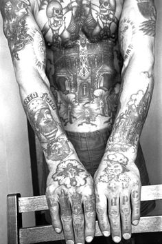 http://sobadsogood.com/2012/12/01/custom-tattoos-of-russias-criminals-prisoners-by-sergei-vasiliev/