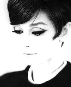 A. Hepburn - Rome, circa 1970