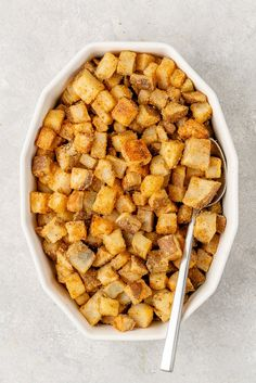 Taco Bell Potatoes, Seasoned Potatoes, Crispy Potatoes, Taco Bell Fiesta Potatoes Recipe, Vegan Tacos, Healthy Tacos, Best Side Dishes, Side Dish Recipes, Taco Bell Copycat