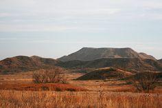 Alibates Flint Quarries National Monument, Fritch, Texas