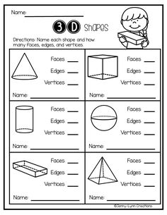 What is Mental Math? Well, answer is quite simple, mental math is nothing but simple calculations done in your head, that is, mentally. Shape Activities Kindergarten, Shape Worksheets For Preschool, Kindergarten Math Worksheets, 3d Shapes Activities, Printable Worksheets, Geometry Activities, Math Math, Kindergarten Reading, Free Printable