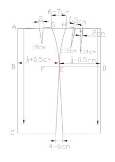 Fashion CAD Pattern Making - Free Sewing Pattern Download: How to Draft a Simple Pencil Skirt Pattern<<<<