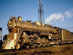 Jerry Polito-Steam Locomotive Photographs 27 April 2018 Gold plated.
