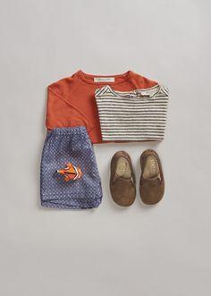 Wasabi Romper, Navy Breton Stripe, 10y by Caramel Baby & Child | Caramel Baby & Child