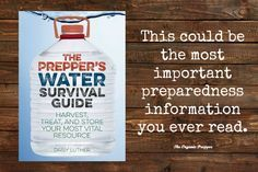 The Prepper's Water Survival Guide: Are You Ready for a Long-Term Water Emergency?