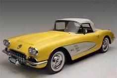 corvette 1958 - Zoeken