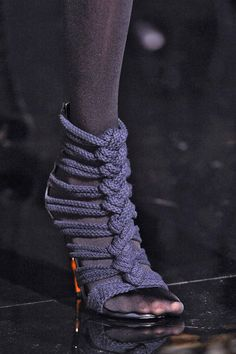 Best Shoes Fall 2014 - The Best Shoes in on the Fall 2014 Runways - Elle - Balmain