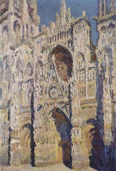 Monet...Rouen Cathedral...1893