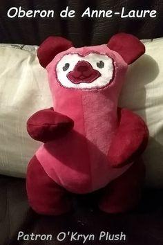 Oberon de Anne-Laure Dinosaur Stuffed Animal, Animals, Plush, Model Face, Cuddling, Printable, Bears, Animales, Animaux