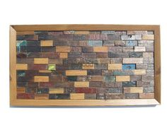 Obklady a obrazy ze dřeva starých exotických lodí jsou stále více a více populární. Hodí se skvěle do moderních interiérů domovů i komerčních prostor - kavárny, bary, hotely, kanceláře. Omrkněte všechny dekory na našem e-shopu nebo navštivte jeden z našich několika showroomů po celé České republice.  Na fotce: obraz SHW 6245_60 x 30