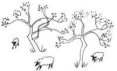 Toki Oshima drawing