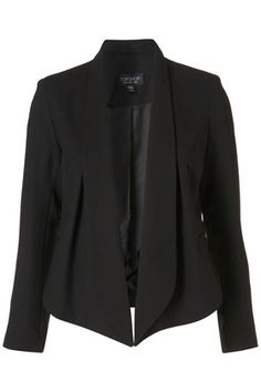 TOPSHOP Seam Front Waterfall Jacket