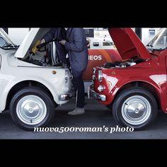 最近の給油はもっぱらこんな感じです。 #fiat #fiat500 #classic #classiccar #classiccars #italy #italia #italian #drive #happy #happyweekend #loveofmylife #loves_world #love #winter #winterwonderland #nature #kiss #写真撮ってる人と繋がりたい #ファインダー越しのわたしの世界 #東京カメラ部 #箱根 #芦ノ湖 #芦ノ湖スカイライン #japan #japanese #japanesegirl