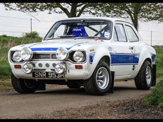 The Ford Escort was introduced in the United Kingdom at the end of 1967 making its show debut at the Brussels Motor Show in January 1968. The Escort was a commercial success in many parts of Western Europe but nowhere more than in the UK, where it was the national best seller of the 1960's. In June 1974, less than six years after the car's UK introduction, Ford announced the completion of the two millionth Ford Escort, a milestone unmatched by any Ford model outside the USA. The Mk. I…